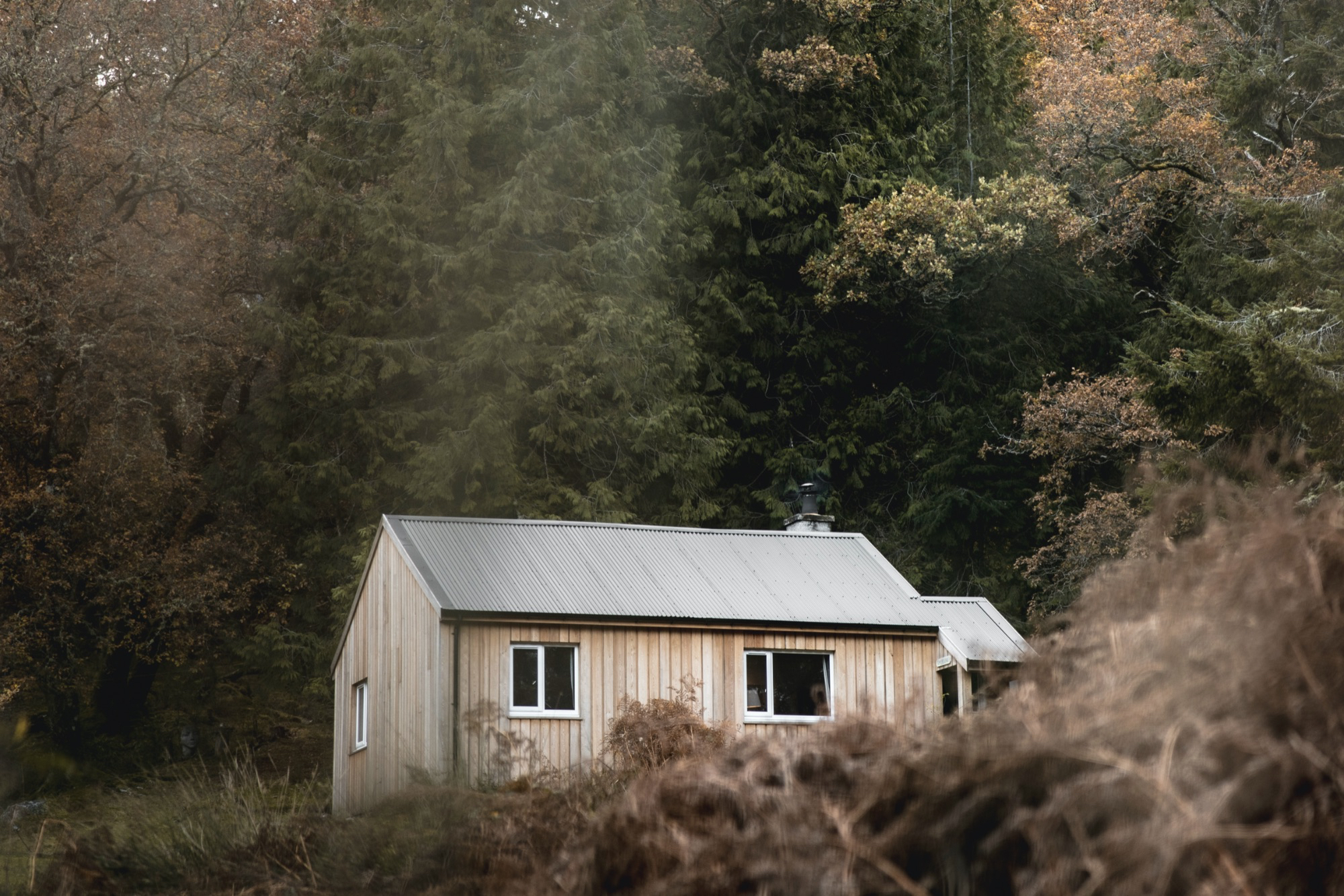 Timber Cottage