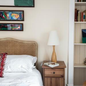 2020 Tioram bedroom1 detail of bed A Baxter copy