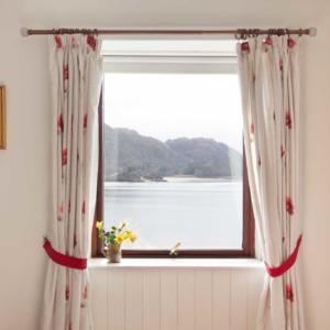 Tioram int bedroom view of Castle Tioram B Cox copy