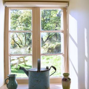 Mirjam Klever White Interior Window Detail