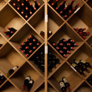 20 ESH int wine cellar detail B Cox