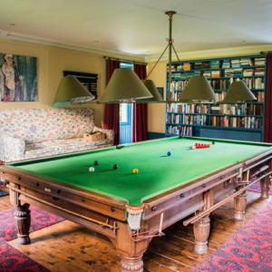 Jbedford Pool Room Gallery Main House